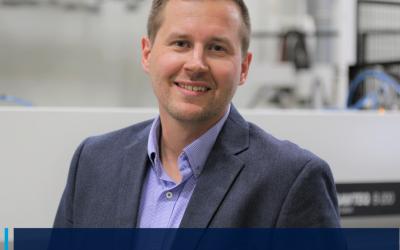 Presentamos a Mike Dozeman, gerente nacional de cuentas clave para armarios