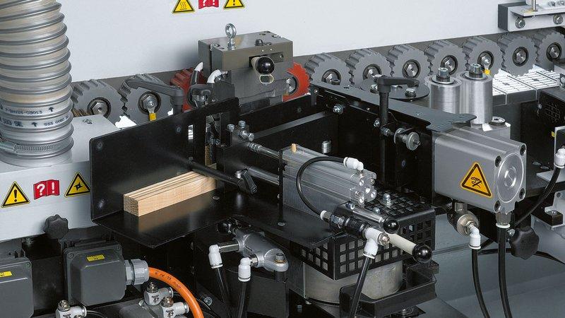 Almacén automático de ultima generación para rollos y longitudes fijos