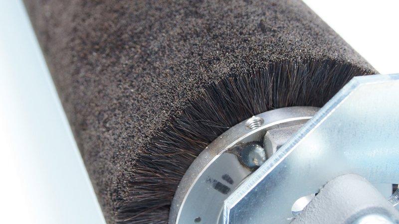 cepillo de crin que ayuda a tener cepillados perfectos