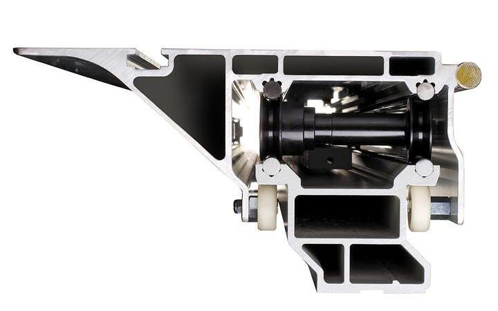 Escuadradora ironwood SL300 (Parte interna)