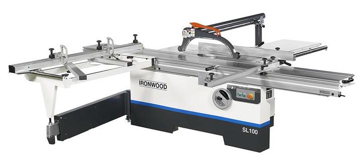 Escuadradora Ironwood SL100