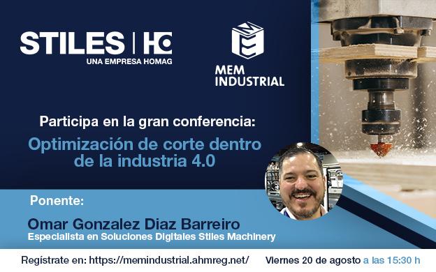 Conferencia Omar Gonzalez